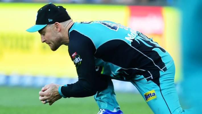 Brendon McCullum calls time on Australia's Big Bash as coaching career beckons