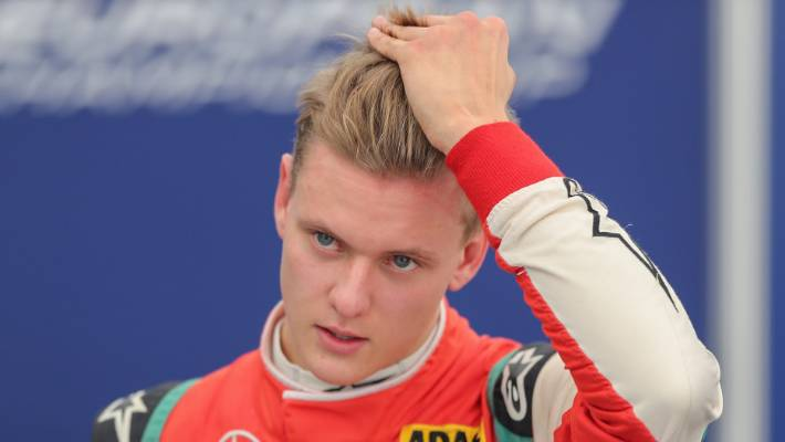 Mick Schumacher opens up on having a seven-time World Champion father