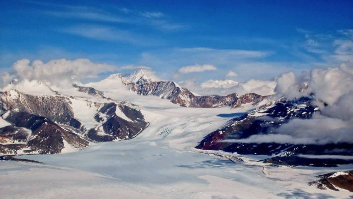 Melting ice sheets set to affect global temperatures drastically