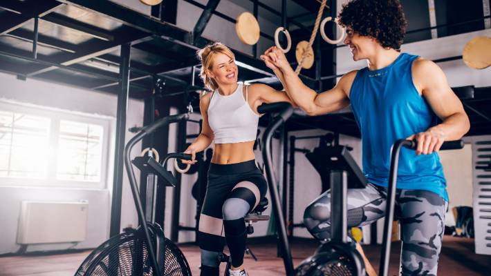 Gym membership or work out at home? stuff.co.nz