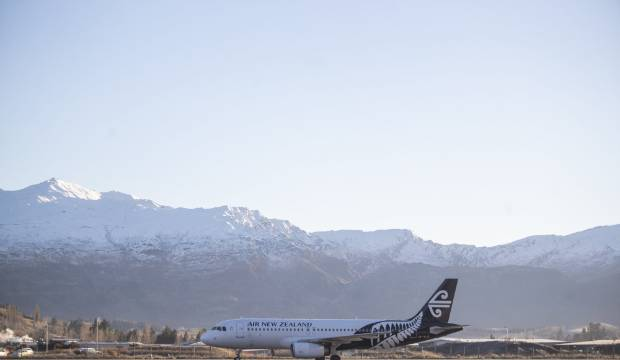 Air New Zealand trials check-in and bag drop-off in downtown Queenstown