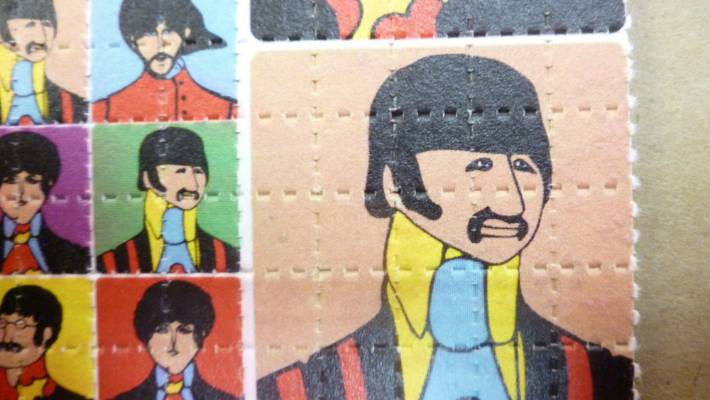 LSD tours of The Beatles. The band was open about their use of the fabric.
