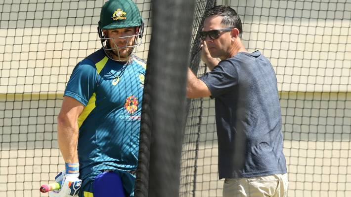Ricky Ponting named Australia assistant coach