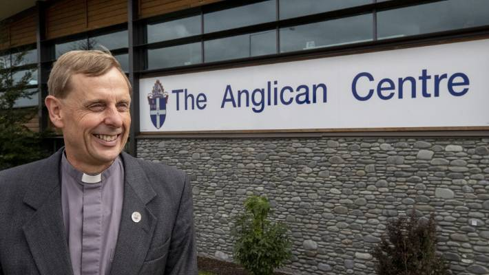 New Canterbury Anglican bishop Peter Carrell wants to bring young people back to the church.