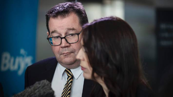Finance Minister Grant Robertson forecasts 'significant investment' in mental health in Budget 2019