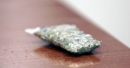 Police have seized items used to sell methamphetamine and cannabis in Kaikōura. (File photo)