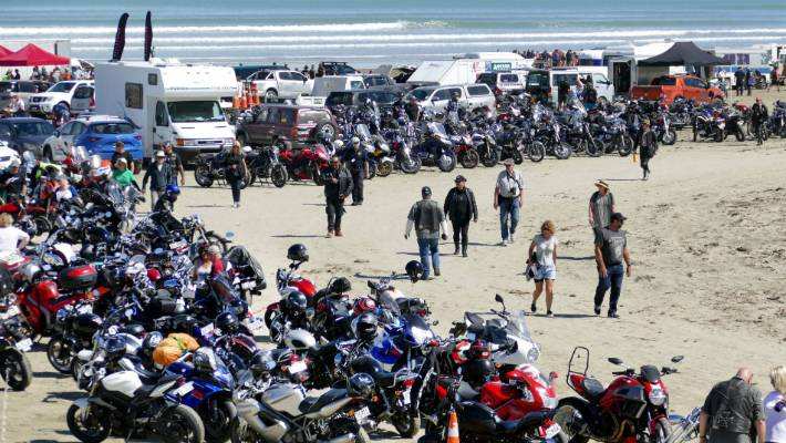 The Burt Munro Challenge in Southland brought hundreds of people to the south for the event.