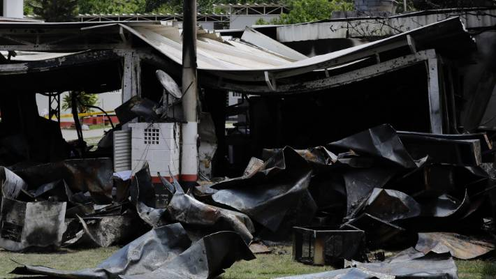 10 players dead after fire razes dormitory