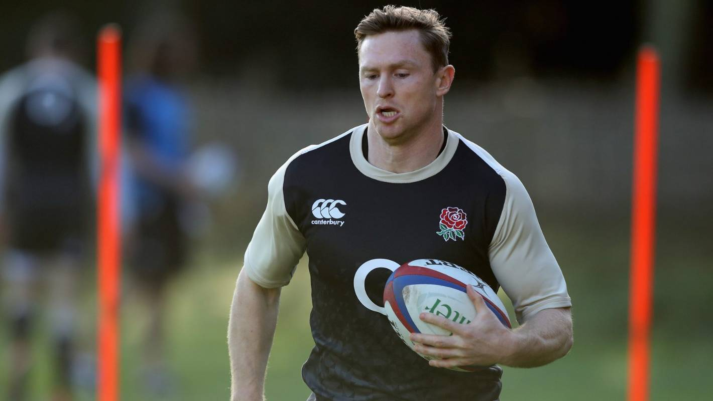 Chris Ashton withdraws from England RWC training camp to be with pregnant wife
