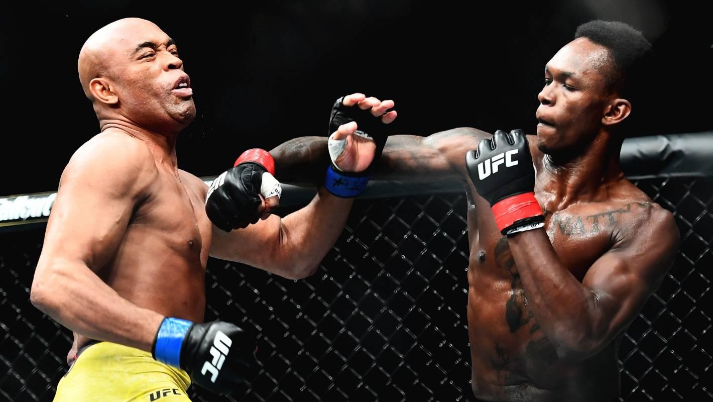 UFC 234: Israel Adesanya defeats UFC legend Anderson Silva