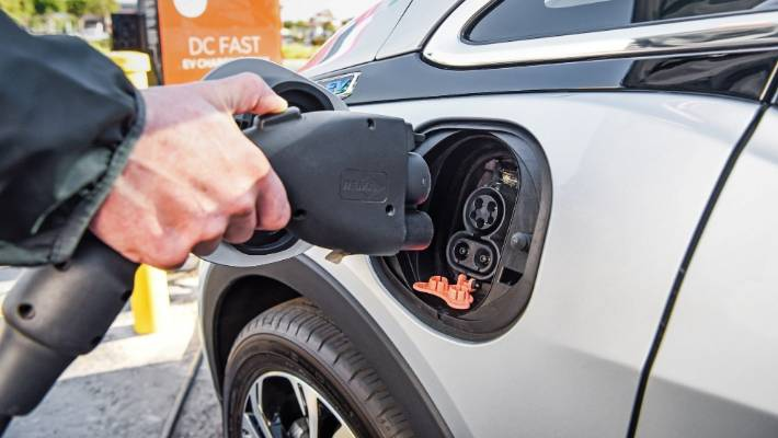 The future is electric. But for now, it can't happen with those buyers who fill their pickups with diesel fuel.