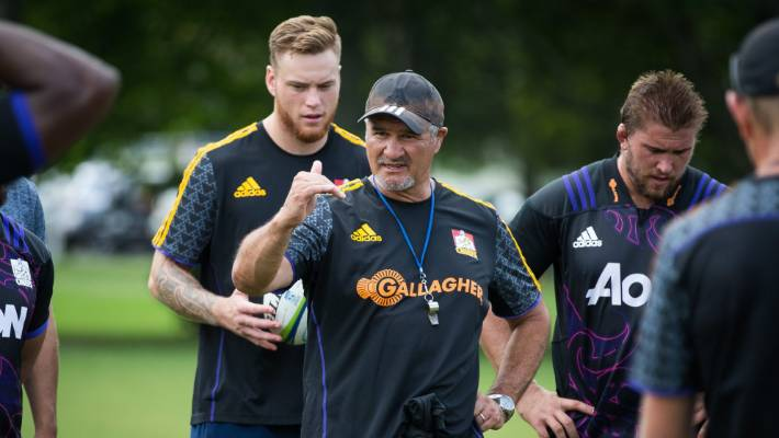It was somewhat of a baptism of fire for new Chiefs coach Colin Cooper in 2018.