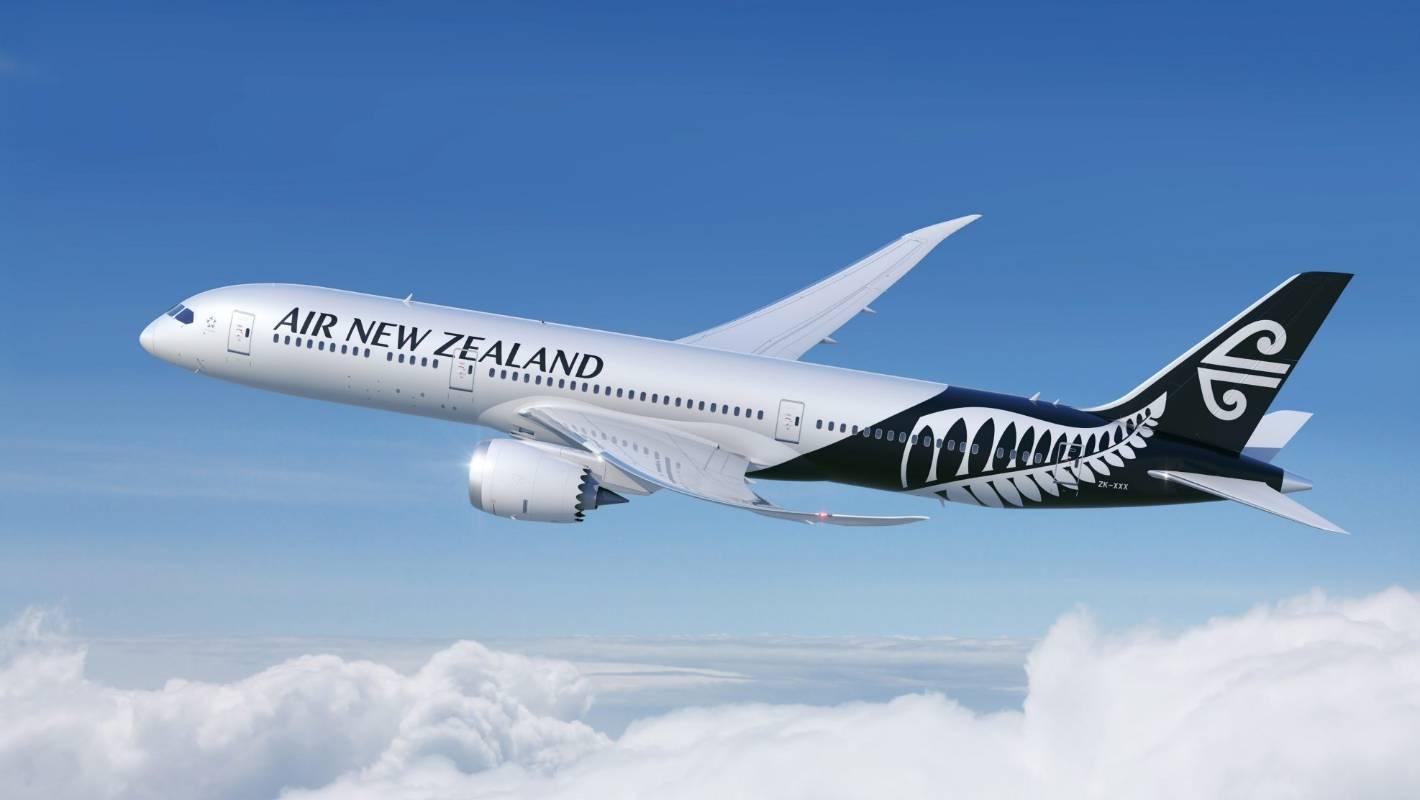 Resultado de imagen para Boeing 787-10 Air New Zealand