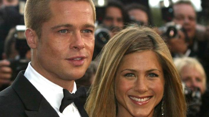 Brad Pitt and Jennifer Aniston were married for four-and-a-half years from July 2000