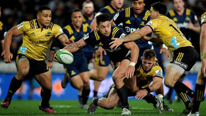 Super Rugby 2019 preview - can anyone prevent a Crusaders hat-trick?