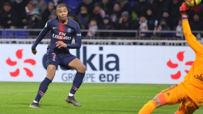 PSG's Kylian Mbappe set the benchmark for young French players winning the World Cup at the age of 19