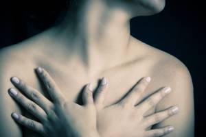 Nipple and breast play were a big part of sex for me. Now there's no feeling in that area.