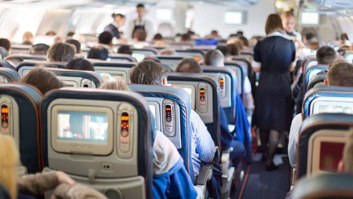 Passengers on all flights into New Zealand should be alerted to regulations over imported food, says NZ Pork.
