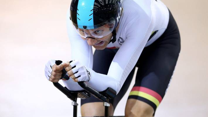 Rowing great Hamish Bond 'irked' by track cycling world