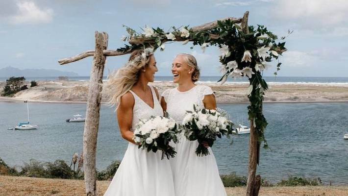 Former football fan Kirsty Yallop married Australian midfielder Tameku Butt.