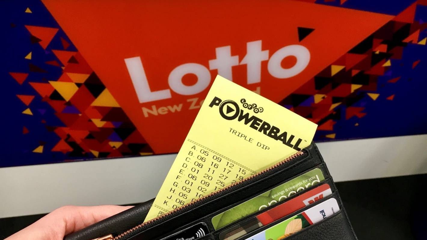 Lucky Aucklander pockets $16 million in Lotto Powerball draw