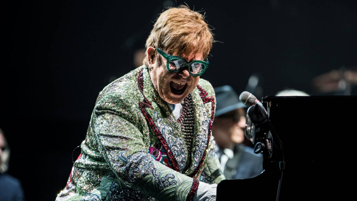 Elton John: Tickets for second Auckland show close to