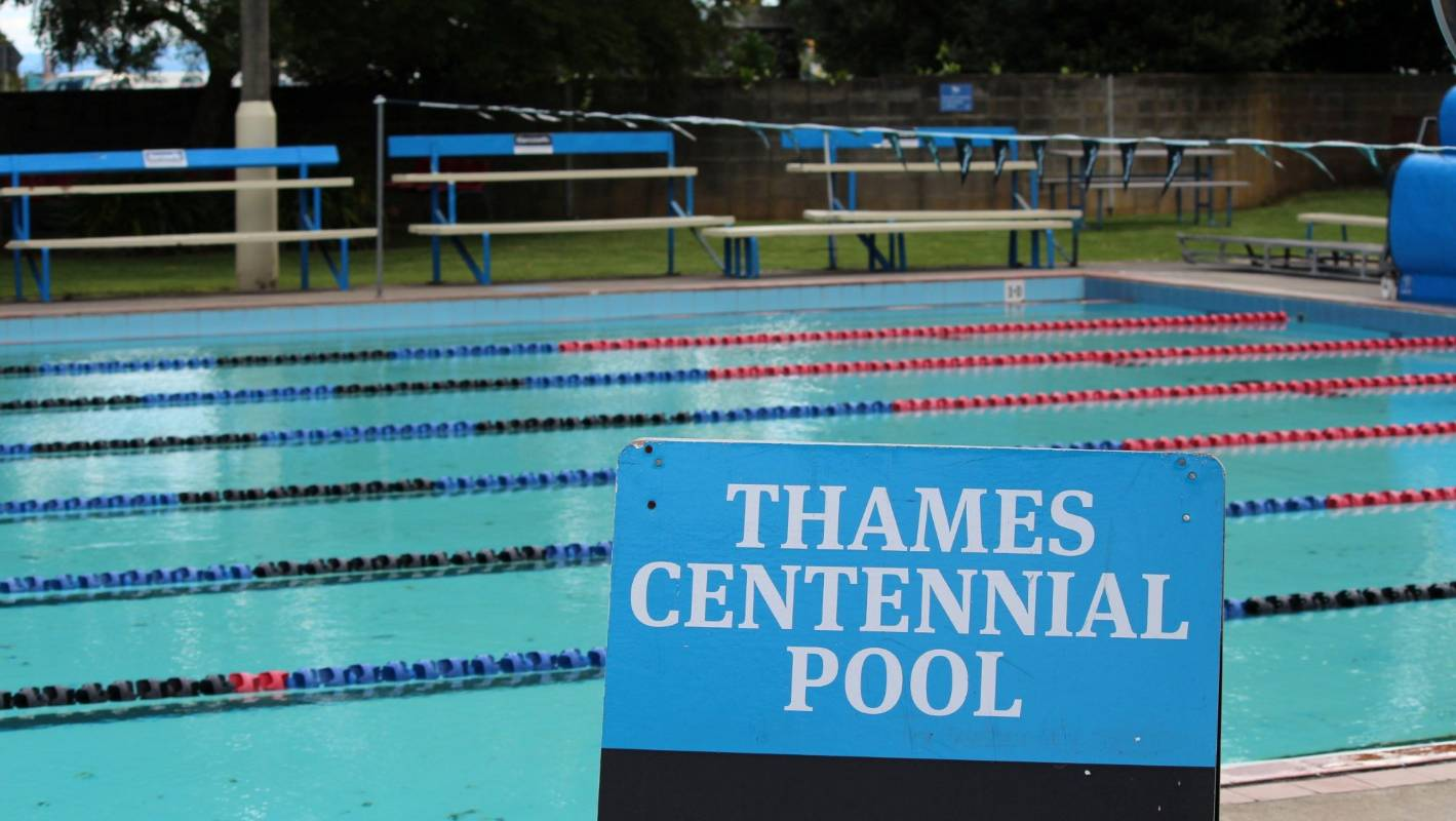 Thames outgrowing its pool swim classes full Canterbury swimming pool opening hours