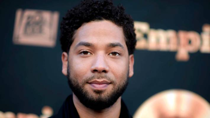 Jussie Smollett On MAGA Hats: 'I Never Said That!'