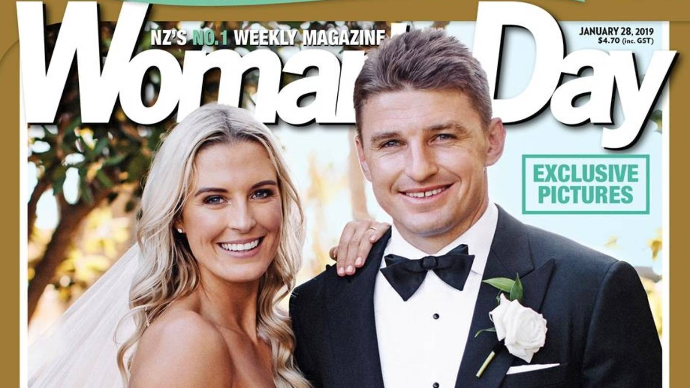 The Inside Scoop On Beauden And Hannah Barrett's Wedding