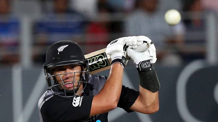 ee71de71b57 Black Caps veteran Ross Taylor is seeing the ball as well as ever after eye  surgery