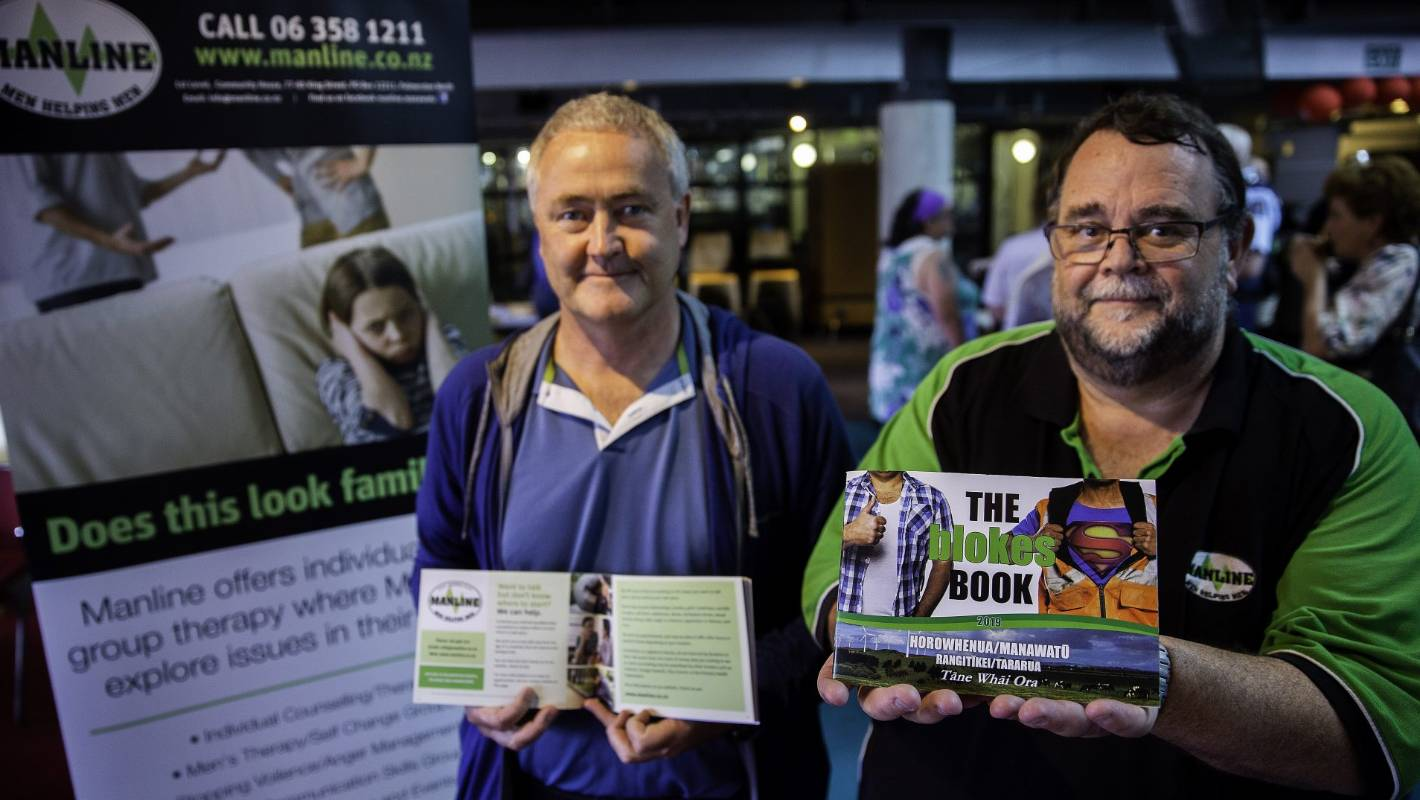 Directory for men's health services launched in Palmerston North