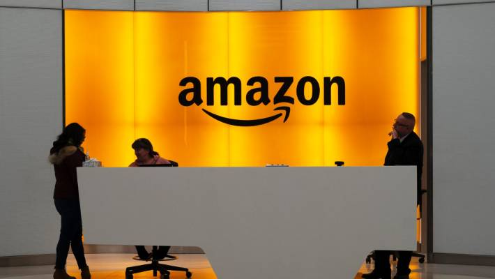 Amazon's Profit Surges on Cloud Computing, Advertising Gains