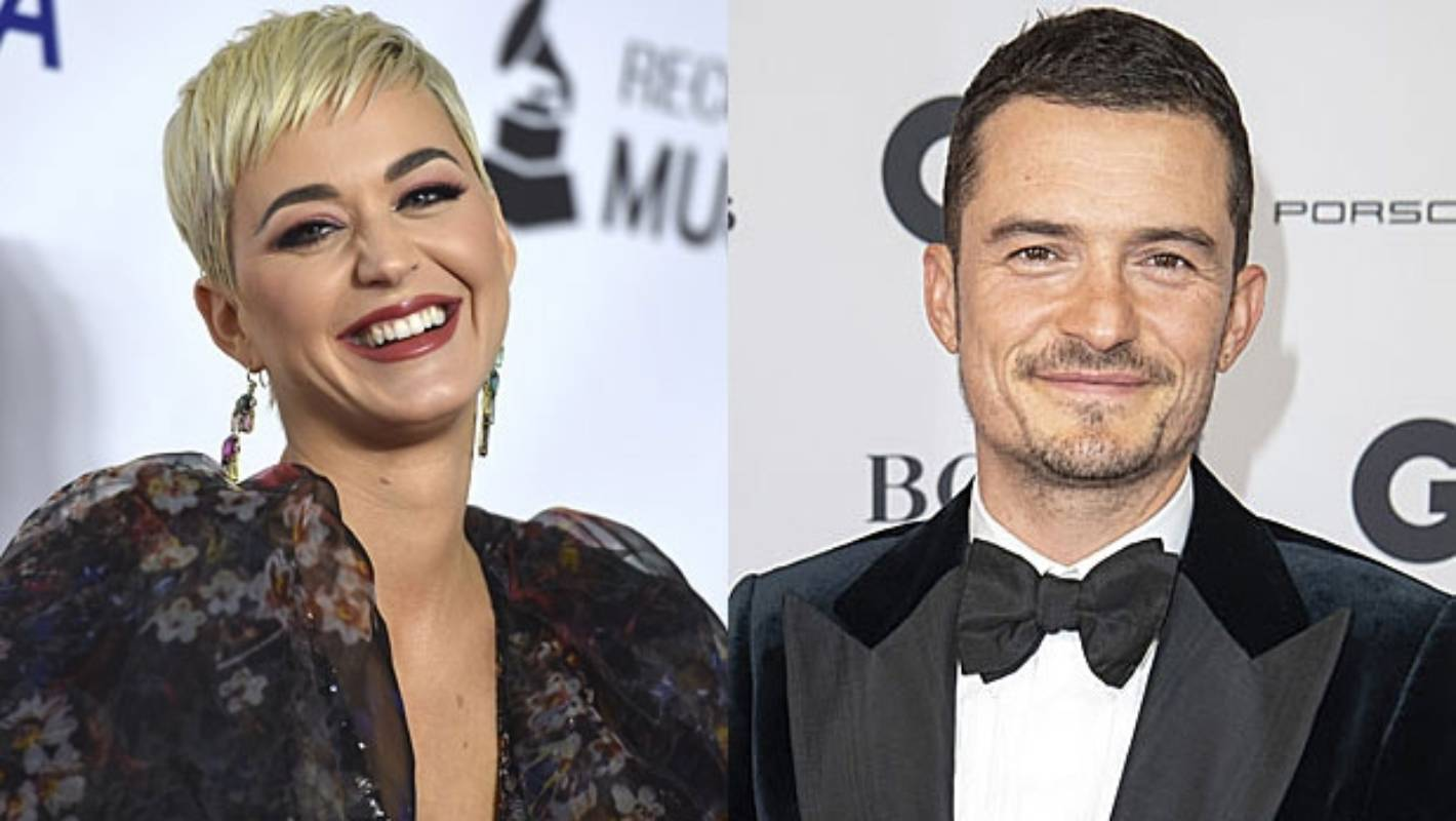 Katy Perry engaged to Orlando Bloom: report