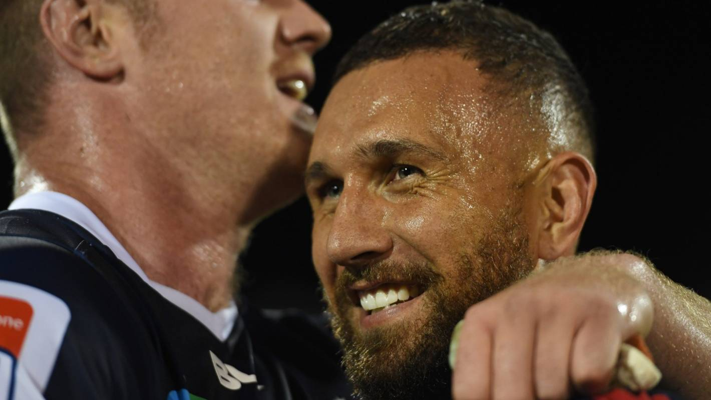 Super Rugby: 'We should all love Quade Cooper, even if you hate him'