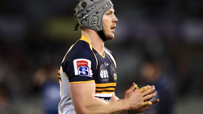 David Pocock sidelined with head knocked in Brumbies' season opener