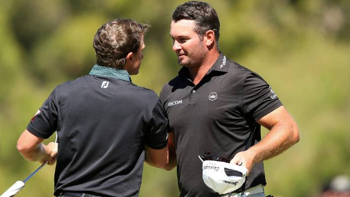 Ryan Fox of New Zealand will be building a hand with Paul Dunne from Ireland after he has been able to go. win the second round.