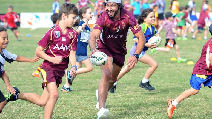 Junior Rugby League Revolution If Under 6s Don T Tackle Will It Make Kids Soft Stuff Co Nz