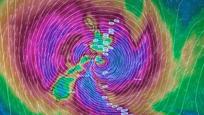 Cyclone Oma Threatens Queensland Residents As It Nears Australian Coasts