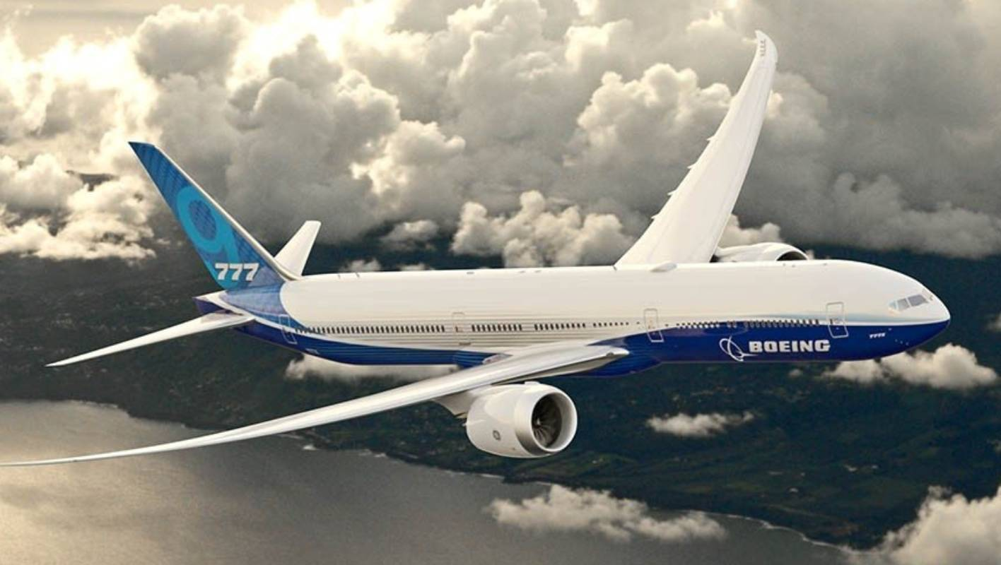First flight of Boeing's new 777X delayed