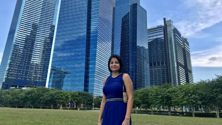Life in the Singapore expat bubble