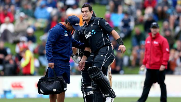 Ross Taylor becomes New Zealand's top ODI run-scorer