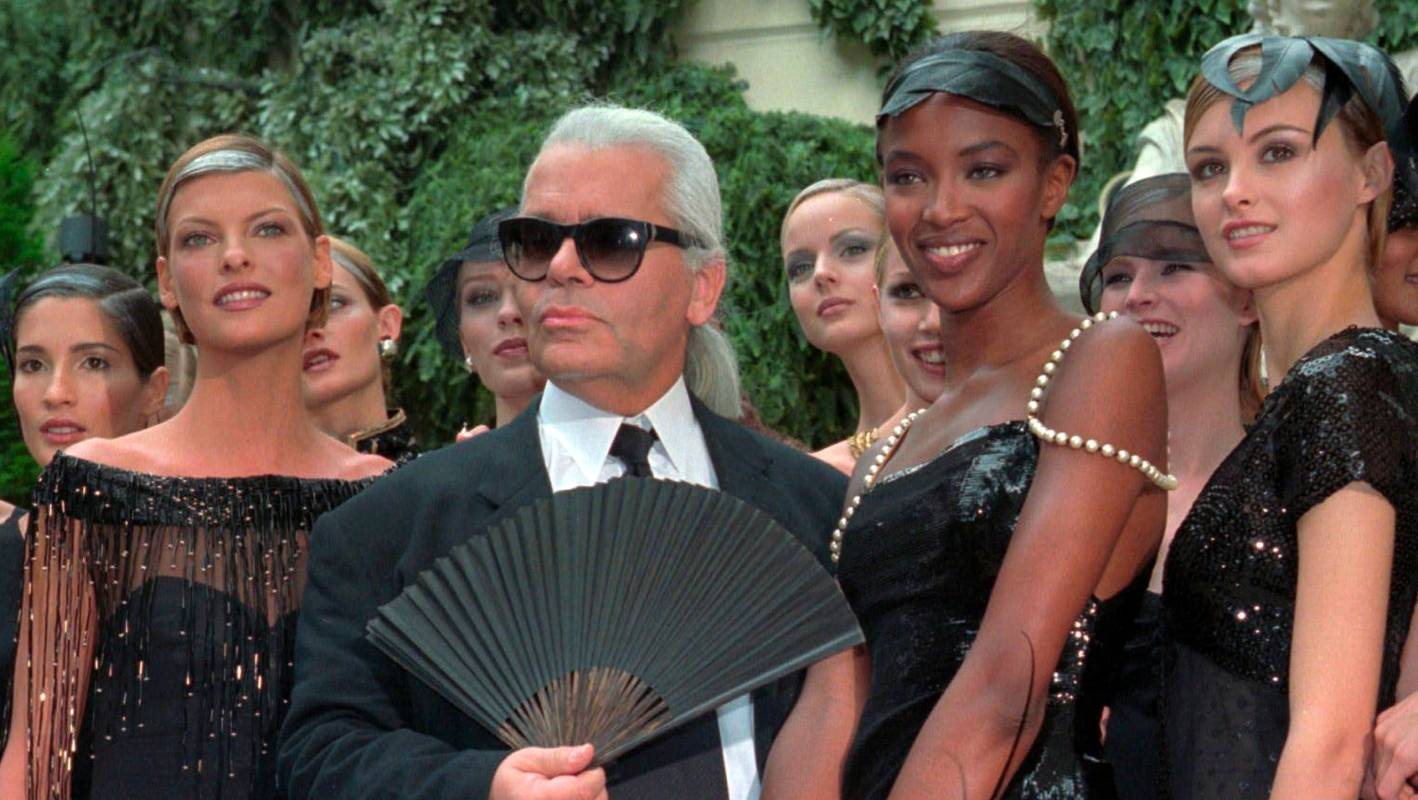 Karl Lagerfeld Celebrities From Kim Kardashion To Melania Trump Pay