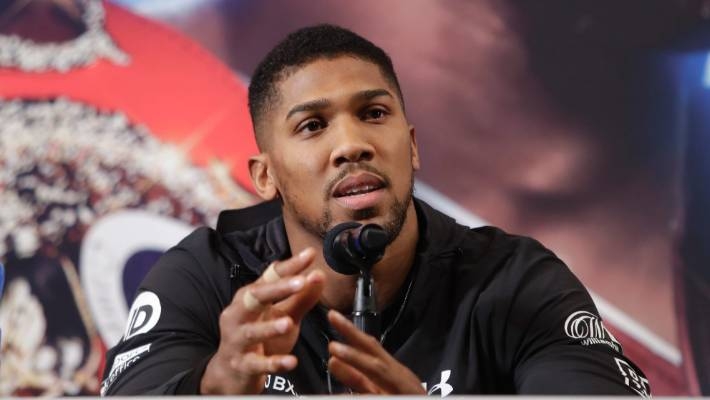 Ruiz Jr. replaces Miller as an opponent for Anthony Joshua