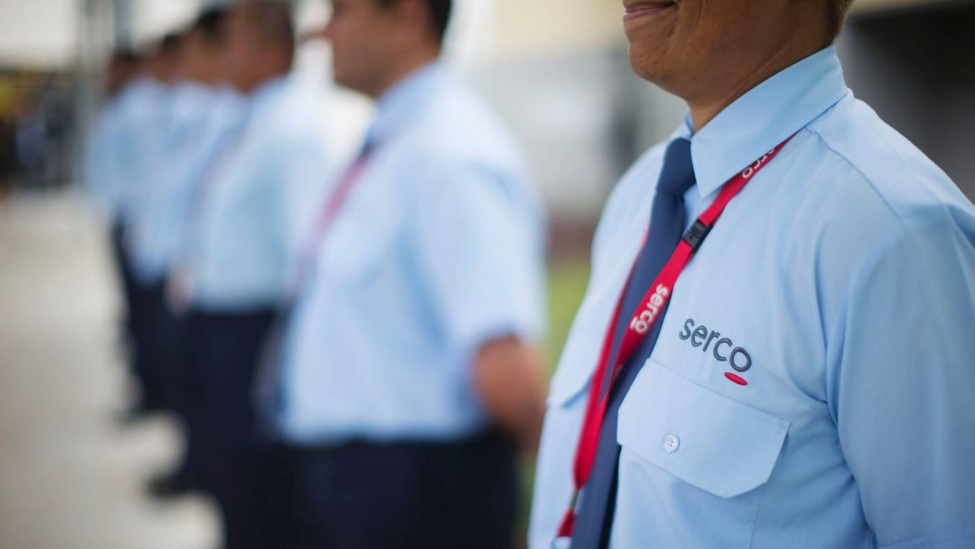 $1.1m bonus for private prison company Serco, for keeping people out of jail