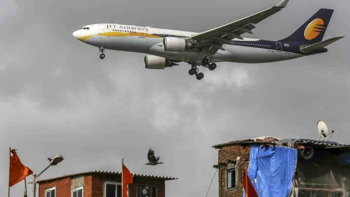 'Can't sleep at night': Despair over jobs as India's Jet Airways grounded