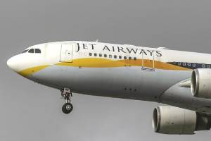 Jet Airways still faces intense competition from low-cost rivals, high fuel costs and levies.