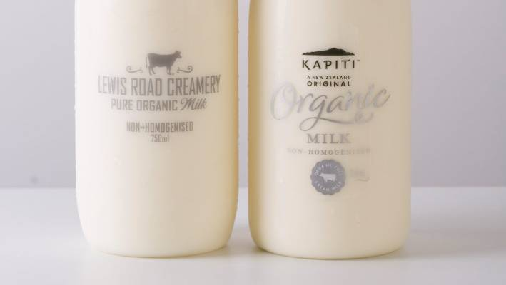 Lewis Road took issue with Fonterra's Kapiti milk branding in 2016.