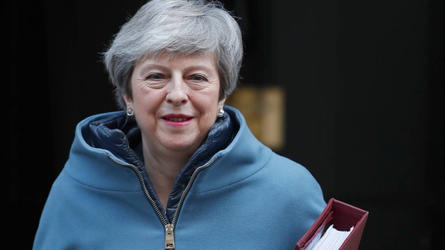 Theresa May faces calls to quit within three months
