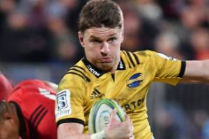 All Blacks first five-eighth Beauden Barrett will not be available for the Hurricanes this weekend.