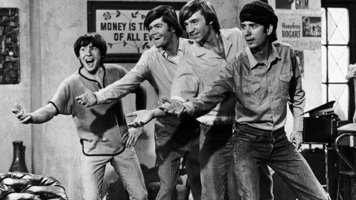 The Monkees are a day.